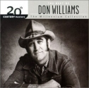 The Best of Don Williams: 20th Century Masters (Millennium Collection)
