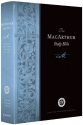 The MacArthur Study Bible - English Standard Version (ESV)