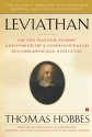 Leviathan: Or the Matter, Forme, and Power of a Commonwealth Ecclesiasticall and Civil