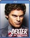 Dexter: The Third Season [Blu-ray]