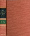 The Interpreter's Dictionary of the Bible, Volume 3: K - Q