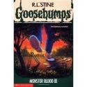goosebumps: monster blood III