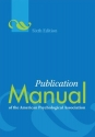 Publication Manual of the American Psyc...