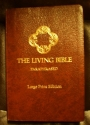 The Living Bible : Large Print Edition