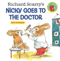 Richard Scarry's Nicky Goes to the Doctor (Richard Scarry) (Pictureback(R))