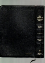 New American Standard Bible Side Margin Reference Edition