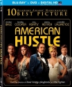 American Hustle  - Blu-ray - Free Shipping Worldwide