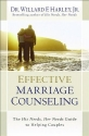 Effective Marriage Counseling: The His ...