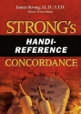 Strong's Handi-Reference Concordance (AMG Handi-Reference Series)