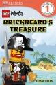 DK Readers: LEGO Pirates: Brickbeard's Treasure