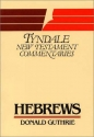 Tyndale New Testament Commentaries: Letter to the Hebrews