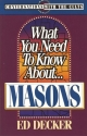 What You Need to Know About... Masons (Conversations With the Cults)