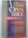 Holy Bible: The New Open Bible, Study Edition, New American Standard Bible