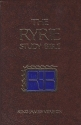 The Ryrie study Bible: King James version : with introductions, annotations, outlines, marginal references, harmony of the Gospels, subject index, ... concordance, maps, and timeline charts
