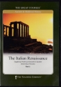 The Italian Renaissance (Great courses, DVD)