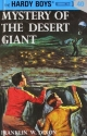 The Mystery of the Desert Giant (Hardy Boys, Book 40)