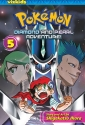 POKEMON: DIAMOND AND PEARL ADVENTURE!, VOLUME 5
