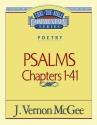 Psalms I - 41