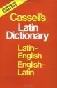 Cassell's Standard Latin Dictionary, Thumb-indexed
