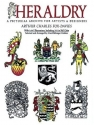 Heraldry: A Pictorial Archive for Artists and Designers (Dover Pictorial Archive Series)