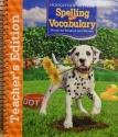 Houghton Mifflin Spelling and Vocabulary: Teachers Edition Grade 2 2006