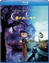Coraline Blu-ray / DVD