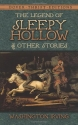 The Legend of Sleepy Hollow and Other Stories (Dover Thrift Editions)