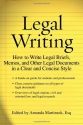 Legal Writing: How to Write Legal Brief...