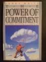 Power of Commitment (Christian character library)