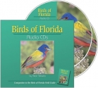 Birds of Florida Audio CDs: Companion to the Birds of Florida Field Guide