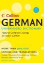 Collins German Unabridged Dictionary, 7th Edition (Collins Language)