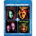Hellraiser: Bloodline / Hellraiser: Inferno / Hellraiser: Hellseeker / Hellraiser: Hellworld  [Blu-ray]
