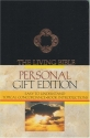 The Living Bible: Personal Gift Edition/Black