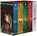 George R. R. Martin's A Game of Thrones...