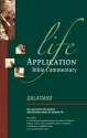 Galatians (Life Application Bible Commentary)
