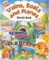 Large Pop-Ups Trains, Boats & Planes