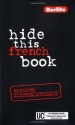 Hide This French Book