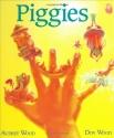 Piggies: Lap-Sized Board Book