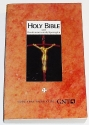 Holy Bible with Deuterocanonicals Apocrypha