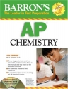 Barron's AP Chemistry with CD-ROM (Barron's AP Chemistry (W/CD))