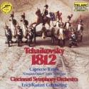 Tchaikovsky: 1812 Overture / Capriccio Italien / Cossack Dance from Mazeppa
