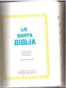 La Santa Biblia (con referencias concordancia y ayudas Biblicas)