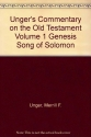 Unger's Commentary on the Old Testament...