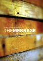 The Message//REMIX Paperback Wood: The Bible in Contemporary Language