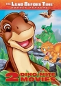 Land Before Time: 2 Dino Mite Movies