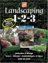 Landscaping 1-2-3: Regional Edition: Zones 7-10 (Home Depot ... 1-2-3)