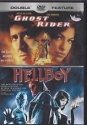 GHOST RIDER / HELLBOY Double Feature DVD
