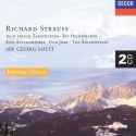 Richard Strauss: Orchestra Works
