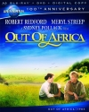 Out of Africa [Blu-ray + DVD + Digital Copy]
