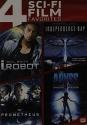 I Robot / Independence Day / Prometheus...